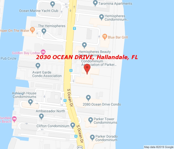 2030 Ocean Dr #512, Hallandale Beach, Florida, 33009
